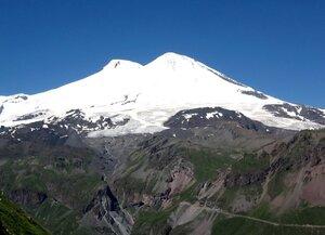 Кабардино-Балкария гора Эльбрус