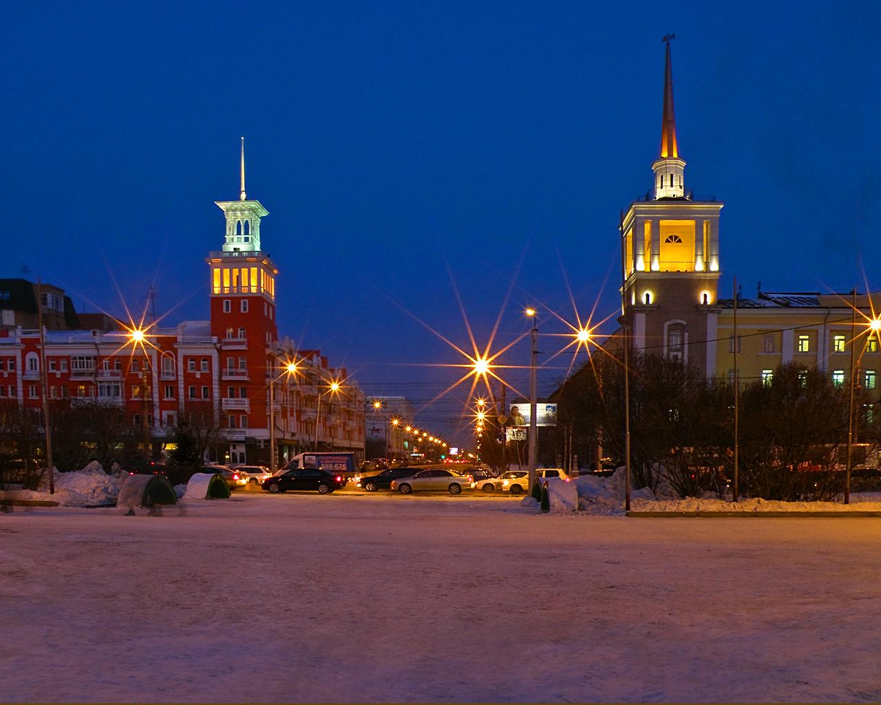 Вид с Красной площади