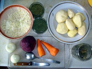 Свежие продукты - здоровое питание