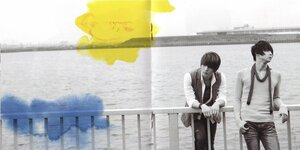Jejung & Yuchun Colors~Melody and Harmony [CD] 0_2d6c0_232a2f76_M