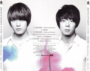 Jejung & Yuchun Colors~Melody and Harmony [CD] 0_2d6c4_670e8cd9_M
