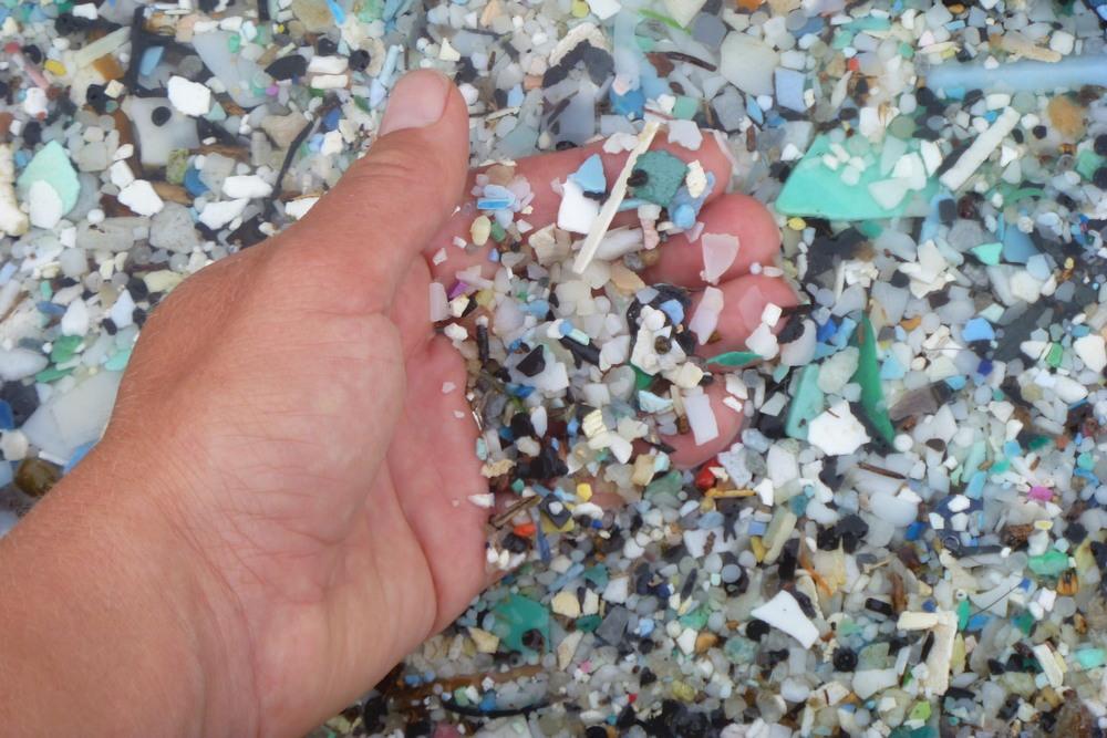 Пластмассовое цунами: загрязненные побережья Австралии