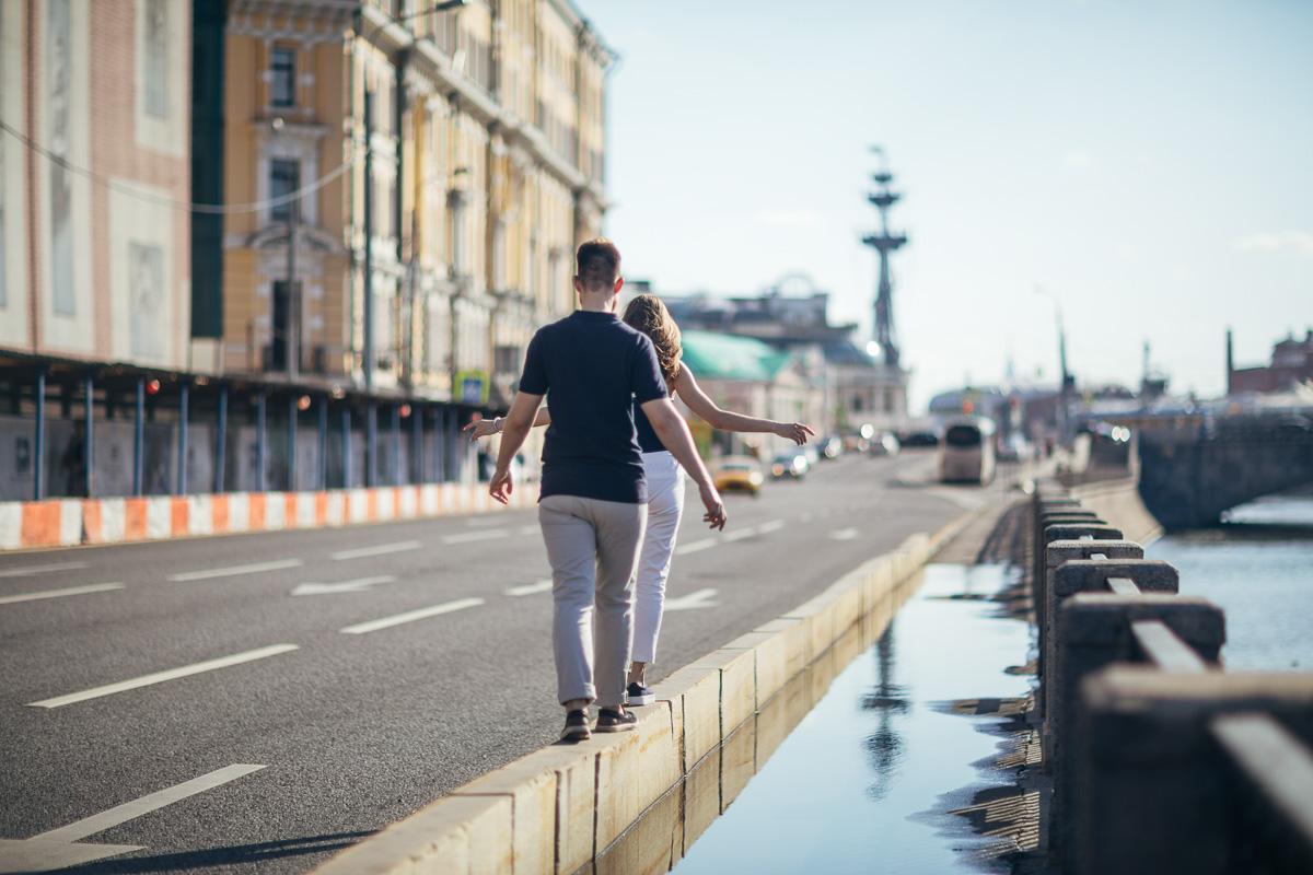 москва улица лавстори пара