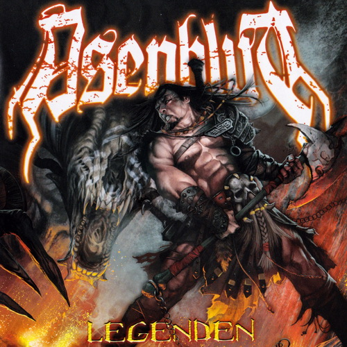 Asenblut - 2018 - Legenden [AFM Rec., AFM 675-2, Germany]