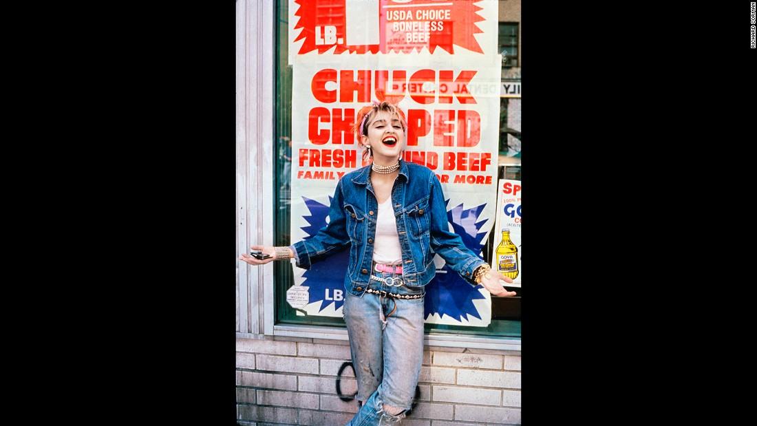 мадонна Нью-Йорк певицы США фотограф