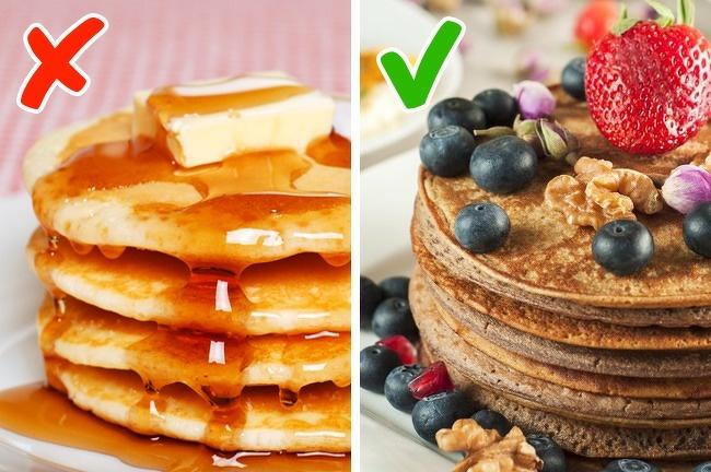 11популярных продуктов назавтрак, откоторых доктора рекомендуют отказаться (11 фото)