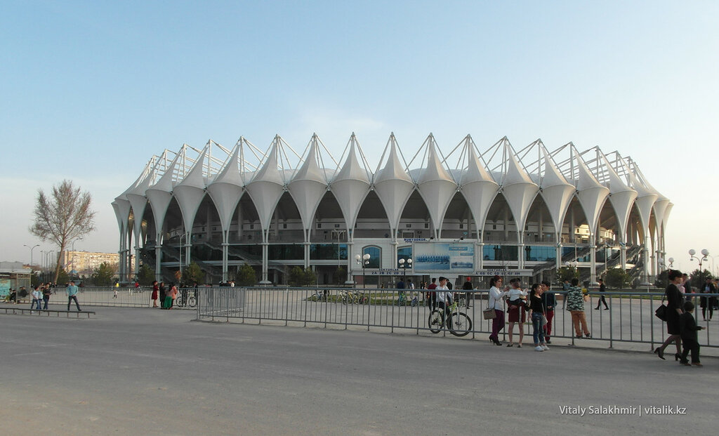Стадион Бунедкор, Чиланзар, Ташкент, Узбекистан