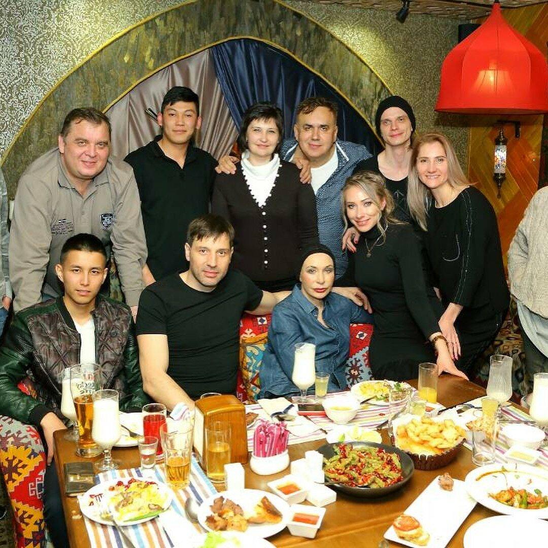 Бишкек, после спетакля