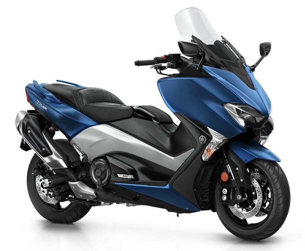 Скутеры Yamaha TMax 530 DX / XMax 300 удостоились награды Red Dot