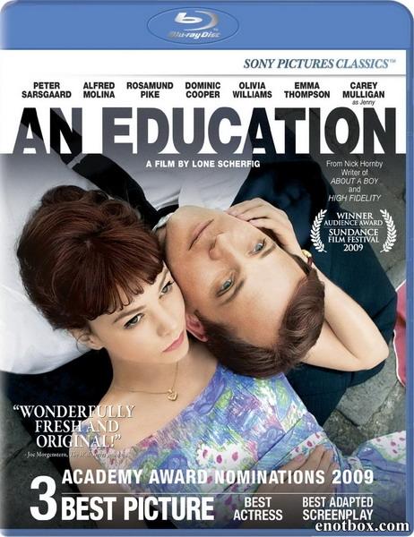 Воспитание чувств / An Education (2009/BDRip/HDRip)