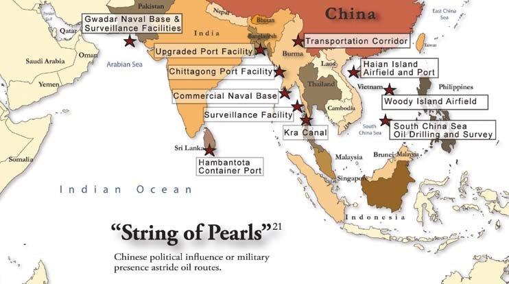 South China Sea and Geopolitics of Islands GeopoliticaRU