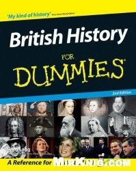 Книга British History for Dummies