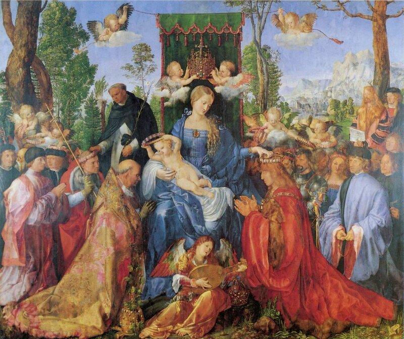 Из собрания шедевров мировой живописи... (544).jpg