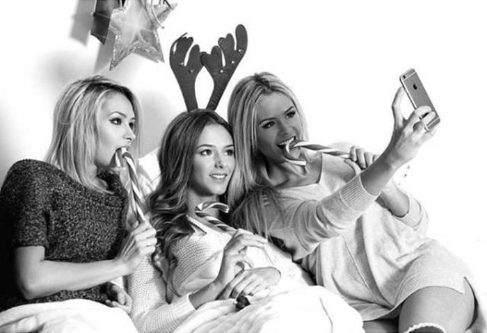 Три румынские сестры покорили социальные сети