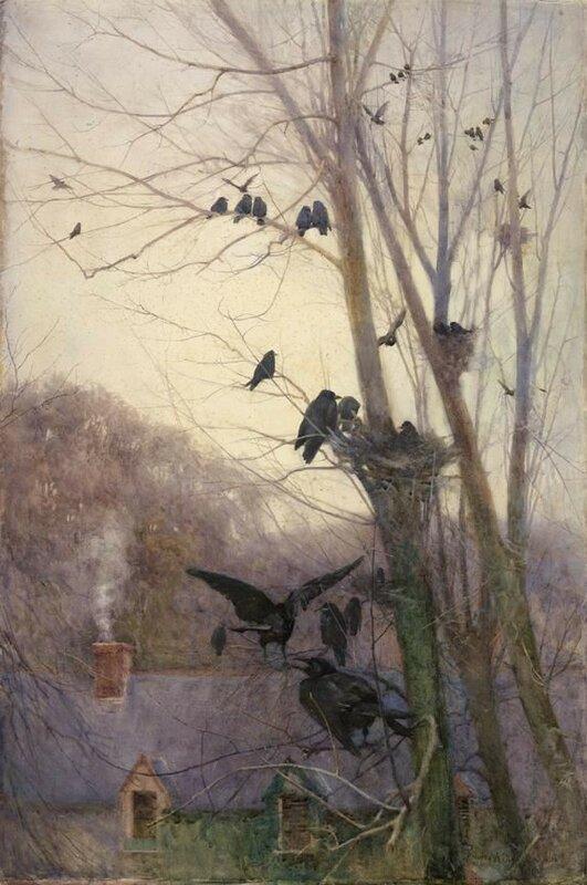 Милдред Энн Батлер. Shades of Evening