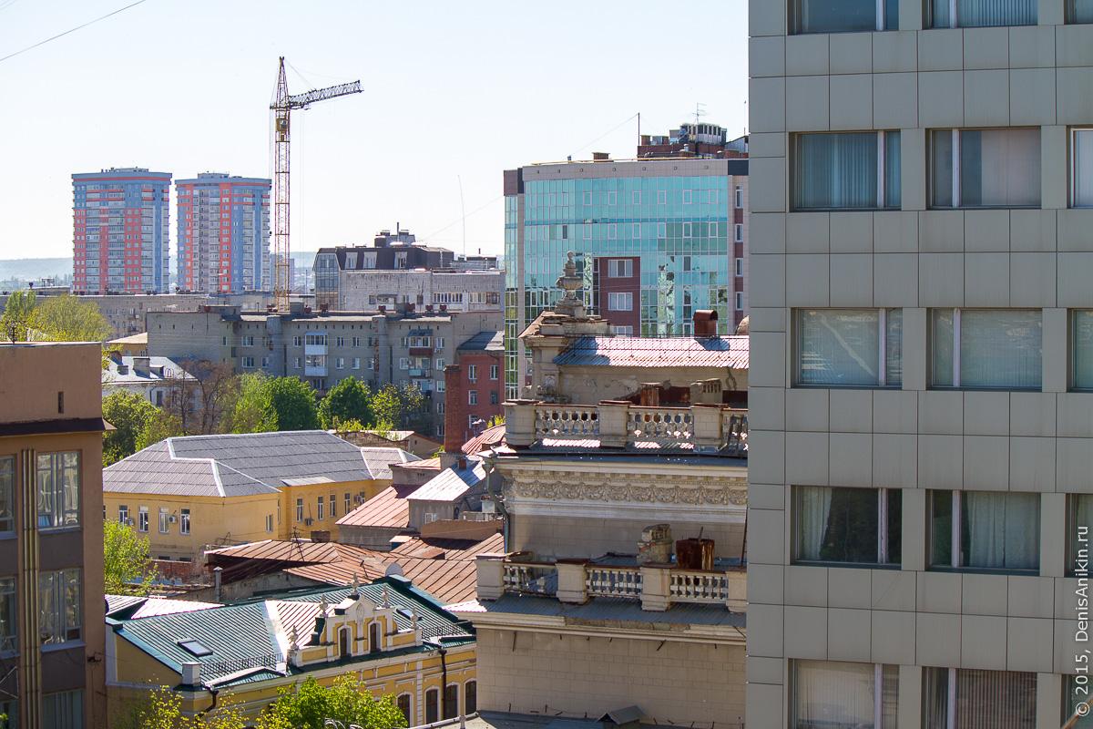 Крыша СГАУ 32