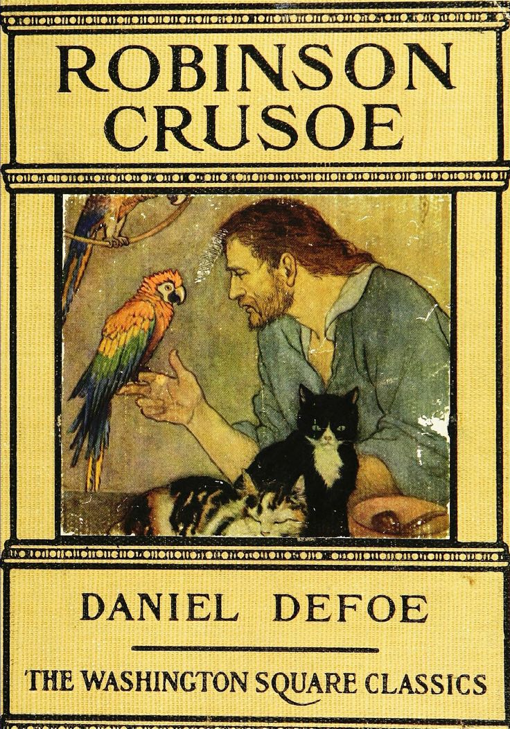 an analysis of the life of daniel defoe and the criticism of his novel robinson crusoe