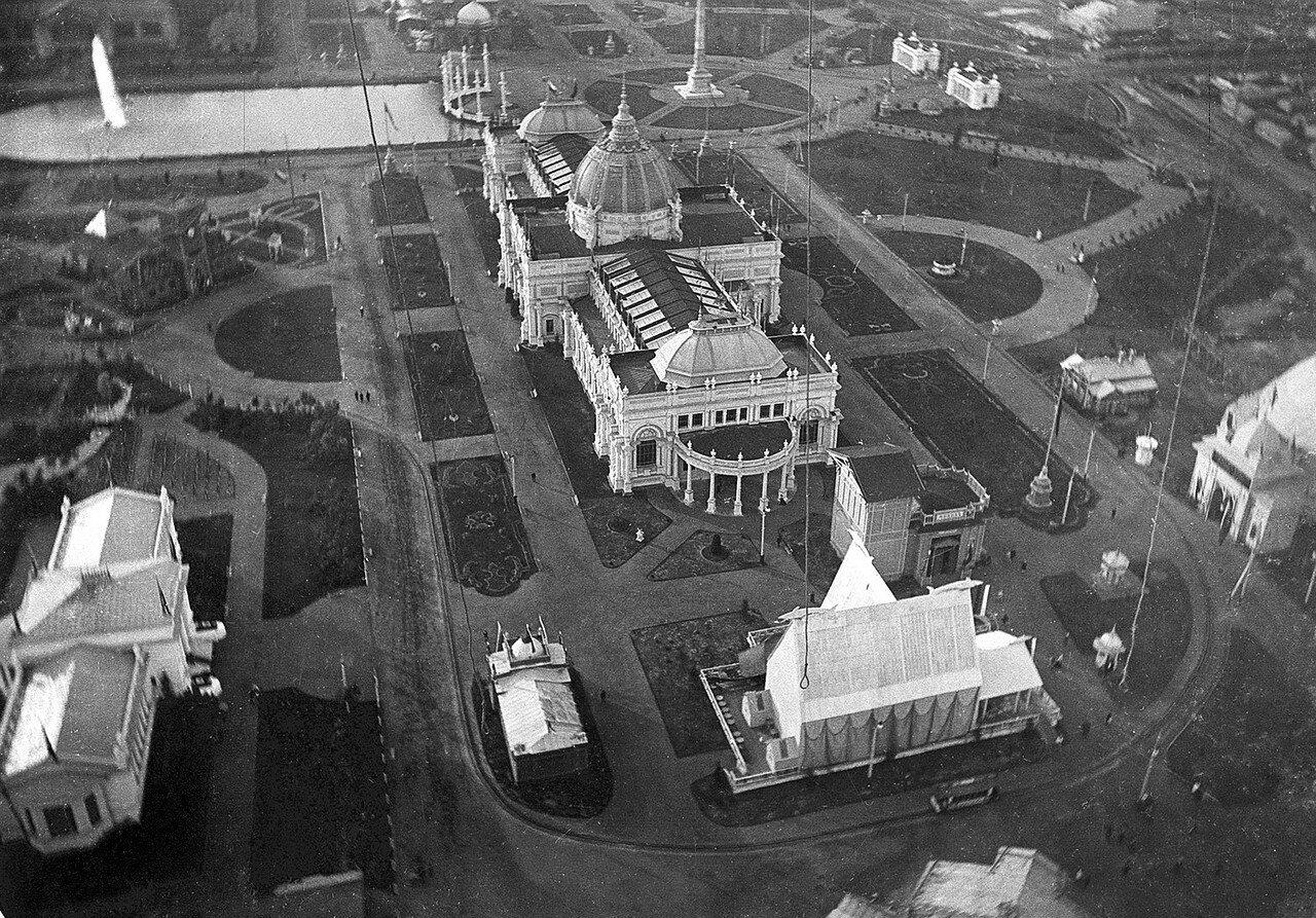 Нижегородская (Макарьевская) ярмарка 1896