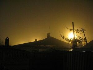 Туман надає загадковості