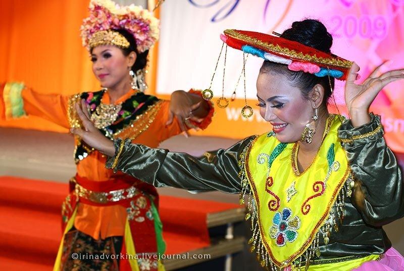 Дни Индонезии в Москве 15-17 ноября 2009