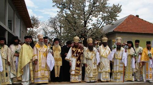 собор в Румынии