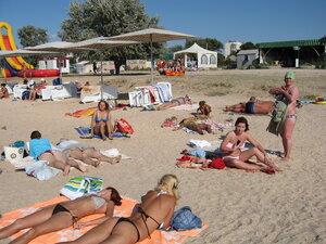 Нудистские пляжи на Азовском море 41