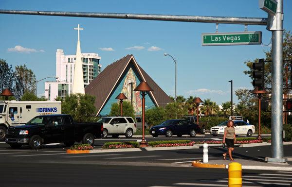 церковь в вегасе