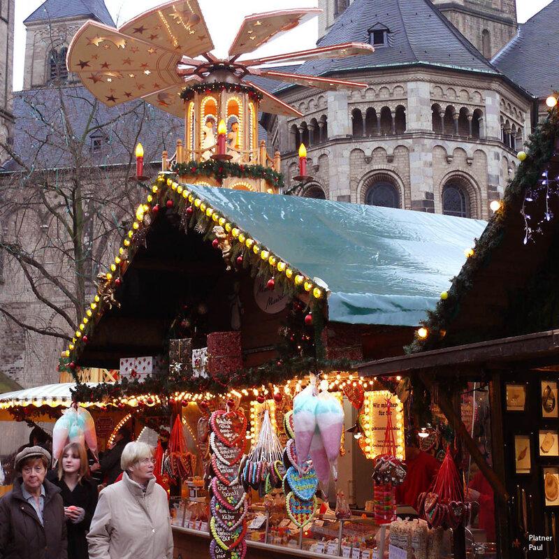 Рождество в Бонне