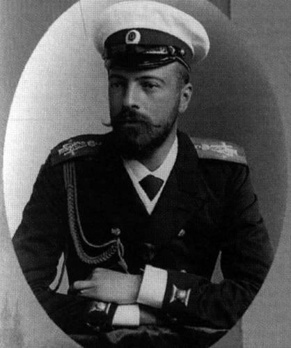 Великий князь Александр Михайлович, тесть князя Феликса Юсупова-младшего.