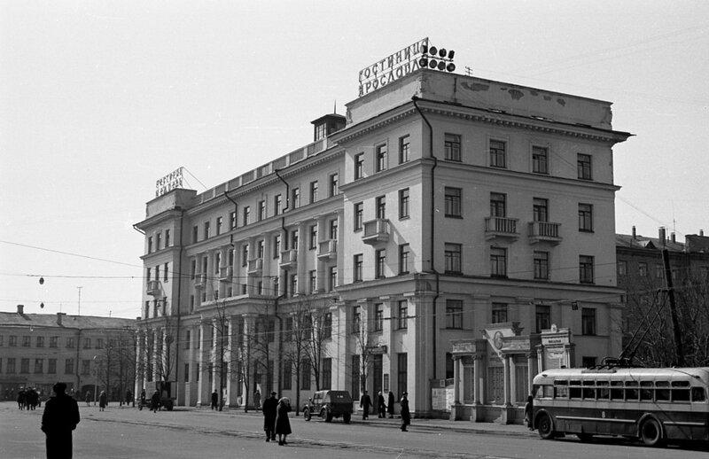 Гостиница Ярославль