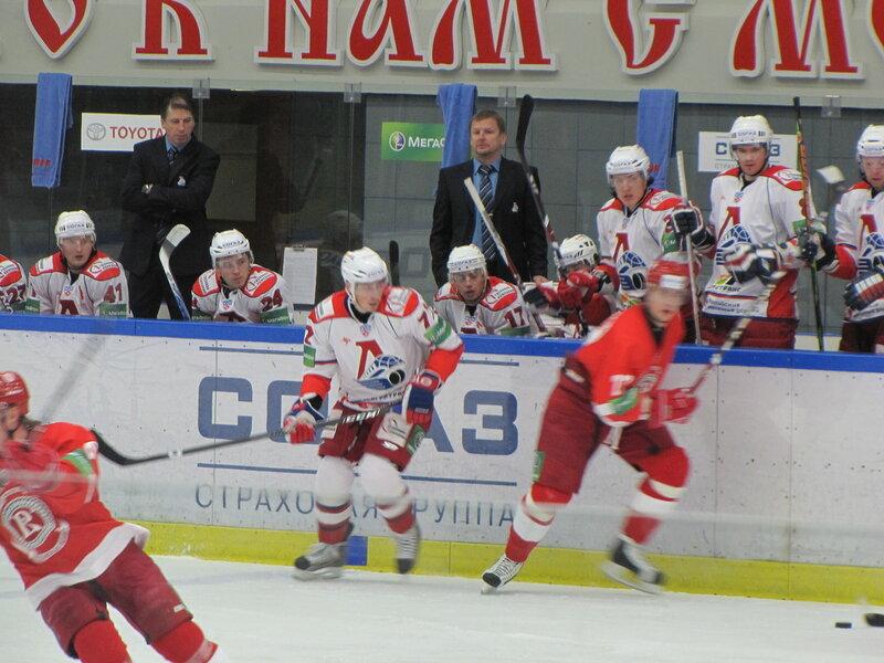 ФОТО: Витязь (Чехов) - Локомотив (Ярославль)