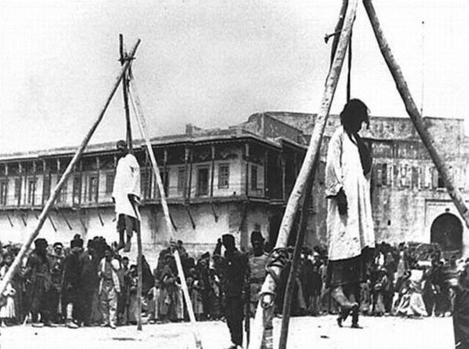 фотосвидетельство геноцида армян