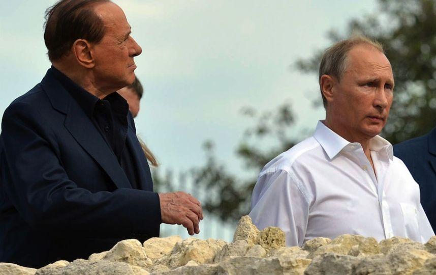 Берлускони запретили приезжать в государство Украину  — Персона нон грата