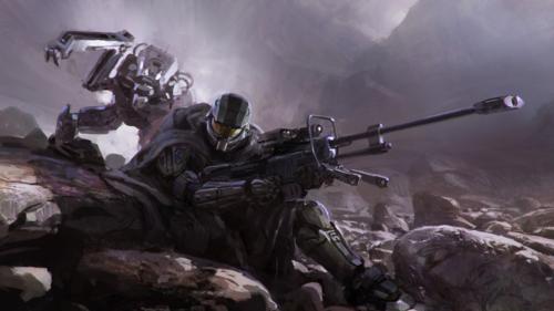 Halo 5 Марафон [Going the Distance]