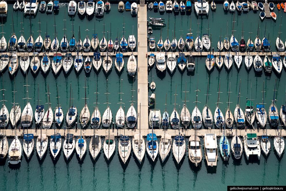 Яффа (Яффо)    7. Морской порт, крепость и торговый центр древнего мира. Истор