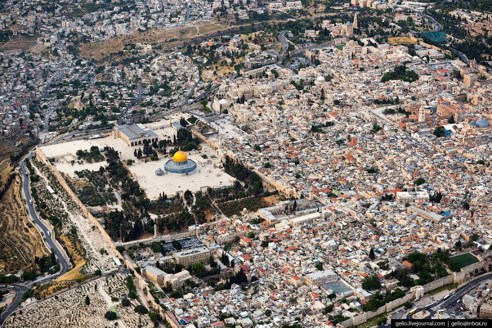 19. Своей столицей Иерусалим сегодня называет как Государство Израиль, так и Палестина. Неурегулиров