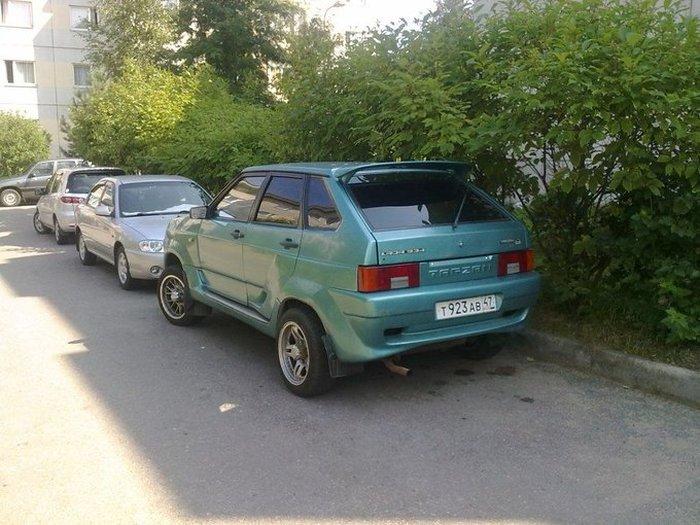 внедорожник ВАЗ-210934 Тарзан