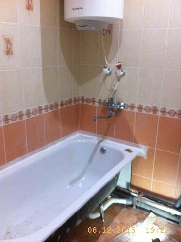 Ванные красивости в сантехническом исполнении