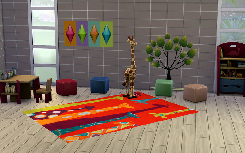 Zoo carpet by ihelen