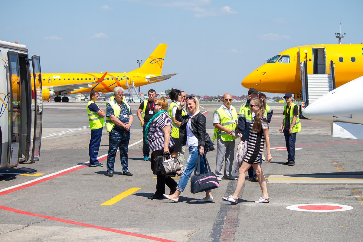 Первый рейс из Питера 8