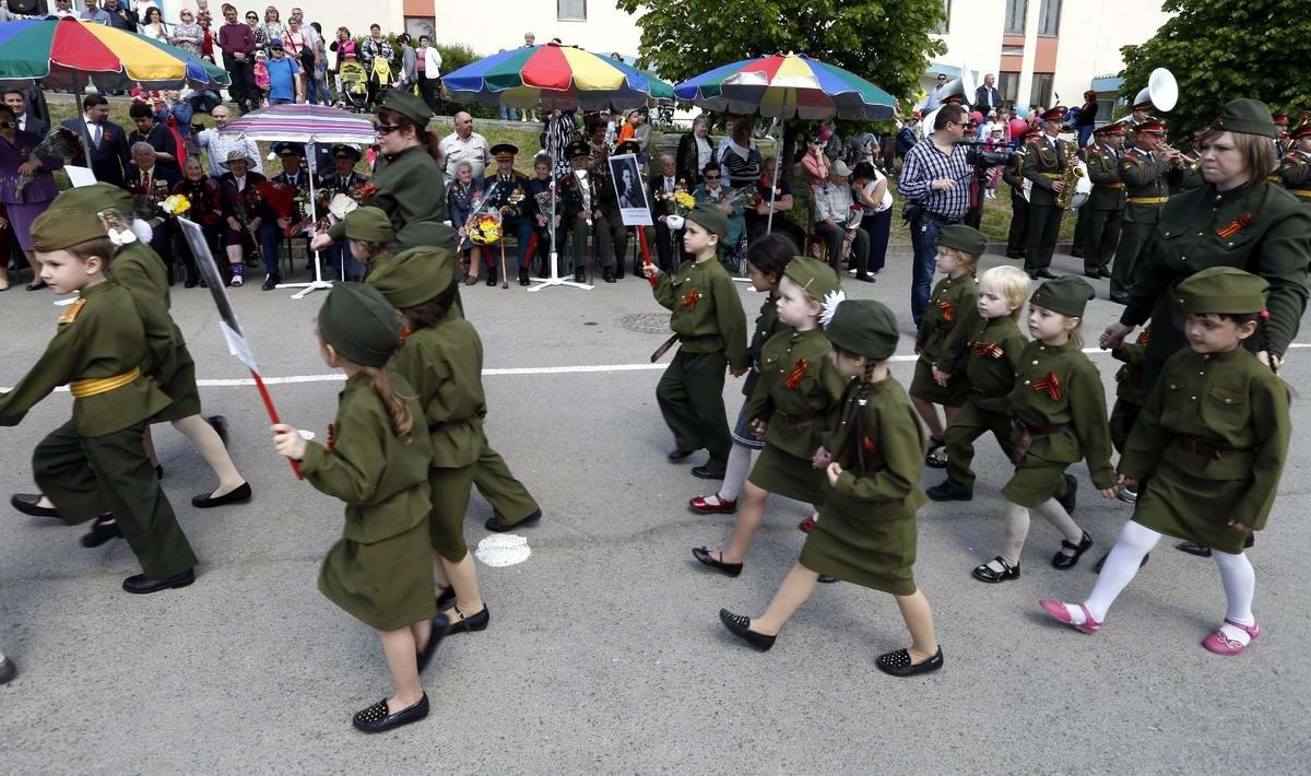 Между правдой и ложью: Про Парад детских войск в Ростове-на-Дону (8)