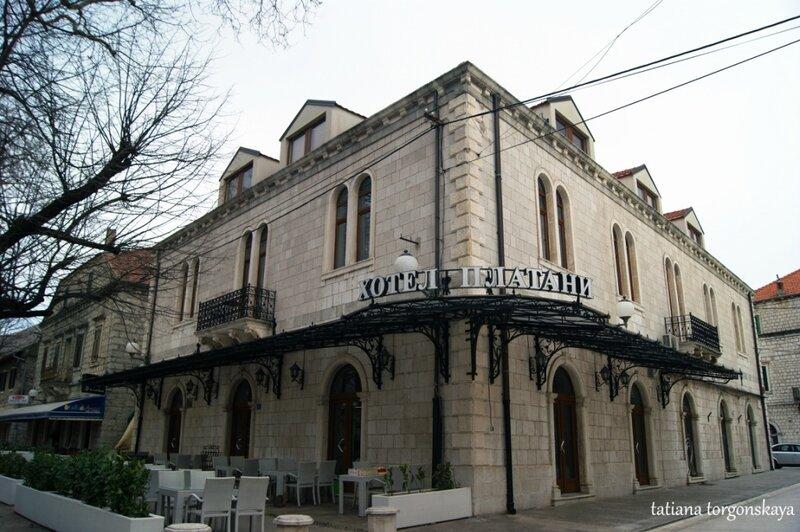 Отель Платаны