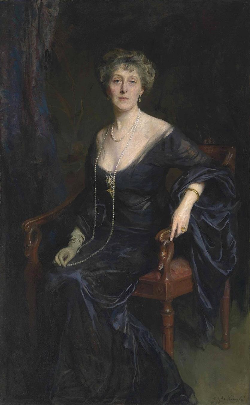 1914_Портрет Мэри Фрэнсис Дундас
