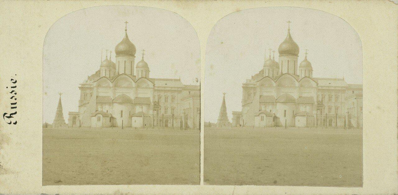 358. Кремль. Архангельский собор