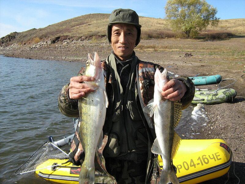 рыбалка на урале судак