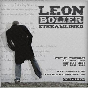 Leon Bolier - StreamLined 019 (25-01-2010)