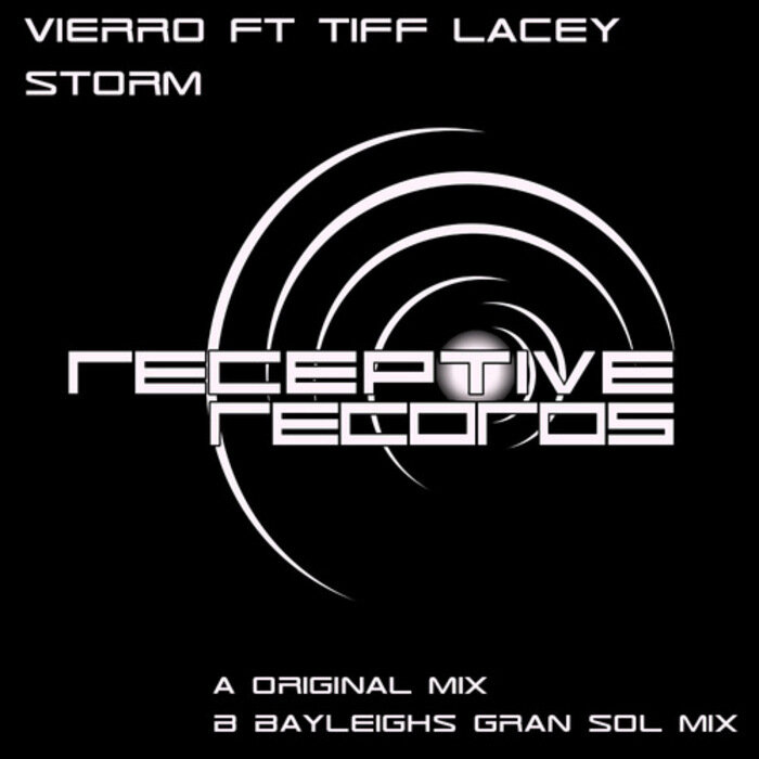 Vierro feat Tiff Lacey - Storm