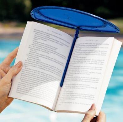 Забавно, что у электронных ЖК-книг  и бумажных книг общая боязнь солнца, правда, проявляющаяся по-разному, причем, е-инк книги боятся солнца почти совсем, как бумажные!
