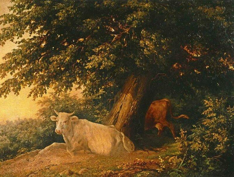 Пейзажи в раскрытии любви пейзаж в