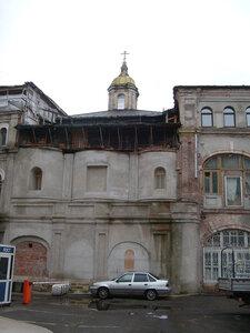 Храм прор. Илии на Новгородском подворье